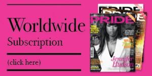 Worldwide Pride Subscription-Website