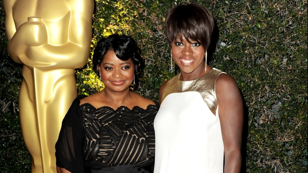 Viola Davis and Octavia Spencer get Oscar nods