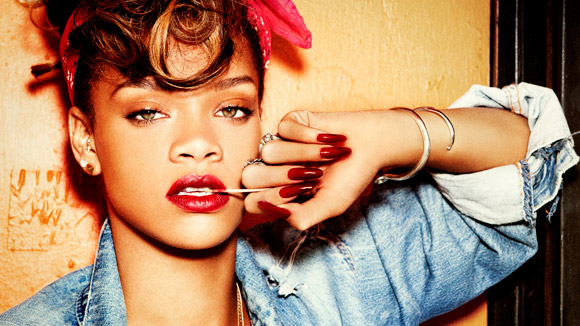 Rihanna on hunt for British fashion's next big thing