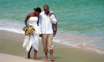 Win Your Dream Saint Lucia Wedding!
