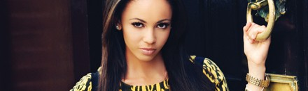My Little Black Book: Vanessa Morgan