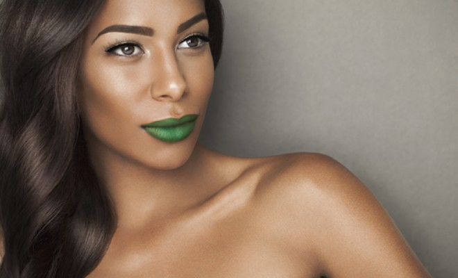 Chelsea Green Lip-ret