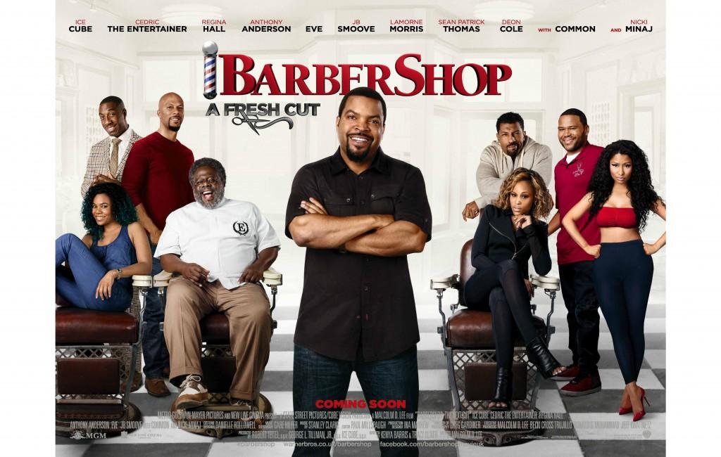 PS.Barbershop A Fresh Cut - Quad