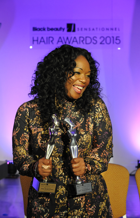 Hair Expo Awards 2015 : Black beauty sensational hair awards pride magazine